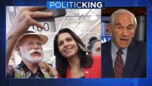 Ron Paul hints at 'deep state' conspiracy against Tulsi Gabbard