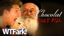 CHOCOLAT FART PILL: French Man Invents Pill That Makes Your Farts Smell Like Chocolate