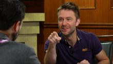 Chris Hardwick Chooses Sides: Marvel Vs. DC and More!