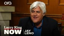 """Closer to Carson than anybody"": Jay Leno praises late-night successor Jimmy Fallon"