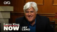 """I still have it"": Jay Leno remembers the first car he bought in LA"