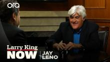 Jay Leno on cars, late-night comedy, & 'Jay Leno's Garage'