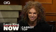 Carrot Top on his Vegas show, favorite props, & his on-stage persona