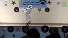 Six-Year-Old Wins Talent Show And Internet With Michael Jackson Routine
