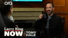 Tony Hale on 'Archibald's Next Big Thing'', anxiety, & Julia Louis-Dreyfus