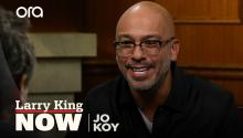 Comedian Jo Koy on the importance of bringing his best to every single show