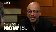 Jo Koy on his Netflix special, 'Just Kidding' world tour, & his mother's influence