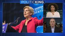 New poll has Elizabeth Warren tied with Joe Biden for Democratic nomination