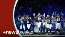 "St. Louis Rams Players Not Punished for Doing ""Hands Up Don't Shoot"" Gesture Before Game"