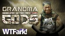 GRANDMA OF THE GODS: 77-Year-Old Woman Is A Super-Ripped, World Champion Powerlifter