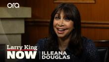 Actress Illeana Douglas discusses her unique upbringing on a hippie compound
