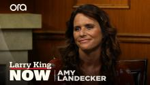"""It's not a good use of our political capital"": Amy Landecker talks abortion laws"
