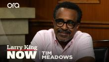 Tim Meadows revisits infamous poker scene from 'Semi-Pro'