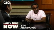 Tim Meadows recounts how studying improv helped him land a job on 'SNL'