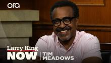 Tim Meadows on 'Schooled', 'SNL', & his improv roots