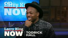 Todrick Hall on Taylor Swift, LGBTQ rights, & being a role model