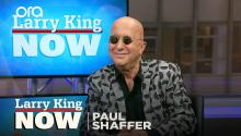 Paul Shaffer on new show 'Paul Shaffer Plus One', improv comedy, & David Letterman