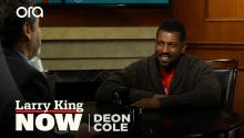 Comedian Deon Cole on Netflix special 'Cole Hearted', 'Black-ish', & Conan O'Brien