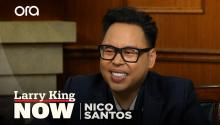 Nico Santos on 'Superstore', immigration, & LGBTQ rights