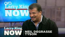 """I was born the same week NASA was founded"": Neil deGrasse Tyson on how his life parallels NASA"