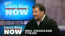 Neil Degrasse Tyson explains why he'd like to be buried when he dies
