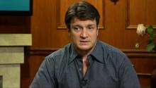 Nathan Fillion discusses 'One Life to Live'