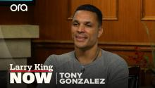 Tony Gonzalez on how being bullied changed the trajectory of his life