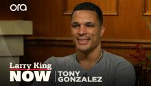 Tony Gonzalez on how he keeps the romance alive in his marriage
