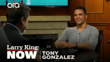 Tony Gonzalez on his Pro Football Hall of Fame induction, bullying, & 'Wide Open' podcast