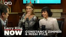 If You Only Knew: Missy Pyle & Constance Zimmer