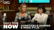 Actresses Constance Zimmer & Missi Pyle on how social media has affected parenting