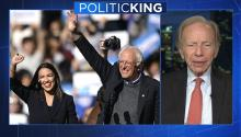 Joe Lieberman says he's worried about Sanders' and Warren's chances in general election
