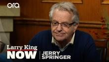 Jerry Springer on 'Judge Jerry', politics, & embracing the craziness of 'The Jerry Springer Show'