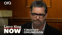 Return to 'Supernatural', stroke advocacy, & music therapy — Timothy Omundson answers your social media questions