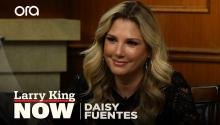 Daisy Fuentes on 'A New Leaf', social media, & MTV memories