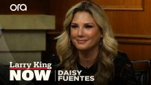 """We're comparing ourselves to something that's not real"": Daisy Fuentes on social media"