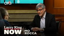 Dream interview, Audrey Hepburn, & cooking shows -- Mo Rocca answers your social media questions