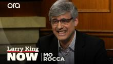 Mo Rocca on how the PBS show 'Wishbone' helped develop his storytelling skills