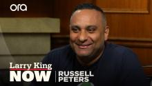 New shows, stand-up advice, and what's next --Russell Peters answers your social media questions