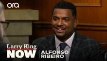 Alfonso Ribeiro on game show 'Catch 21', the Carlton Dance, & breakdancing