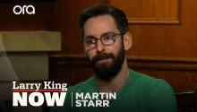 Martin Starr on 'Silicon Valley' final season, Facebook, & 'Freaks and Geeks'