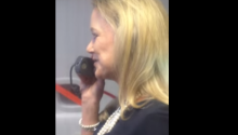 TODAY'S LOL: A Flight Attendant's Emergency Stand-Up