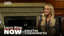 Kristin Chenoweth on Hallmark films, her musical roots, & new album 'For The Girls'