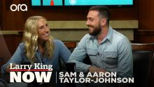 Sam & Aaron Taylor-Johnson on 'A Million Little Pieces', working together, & Billy Bob Thornton