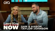 'Shanghai Knights', Billy Bob Thornton, & working together -- Sam & Aaron Taylor-Johnson answer your social media questions