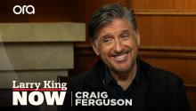 Craig Ferguson on 'Hobo Fabulous', Christmas traditions, & touring