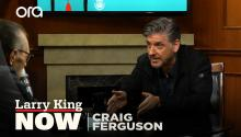 Stand-Up Comedy, The 'Late Late Show' audition, and Independent Filmmaking -- Craig Ferguson answers your social media questions