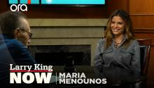Maria Menounos on New Year's Eve, WWE, & her mom's health