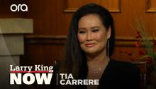 """I wanted to go home"": Tia Carrere talks Trump as a boss on 'Celebrity Apprentice'"