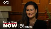 Tia Carrere on 'AJ and The Queen', 'Wayne's World', & her singing career